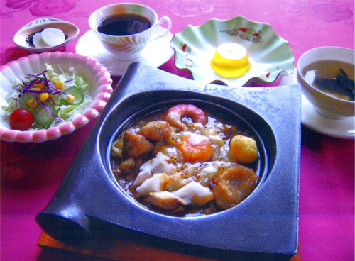 yaki-curry
